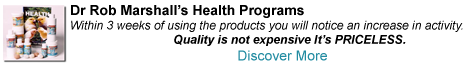 Dr Marshalls Health Programs