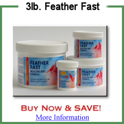 Feather Fast 3lb.